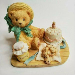 "1991 ""Cherished Teddies"" Anna"